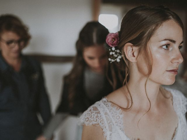 Le mariage de Julien et Justine à Choué, Loir-et-Cher 36
