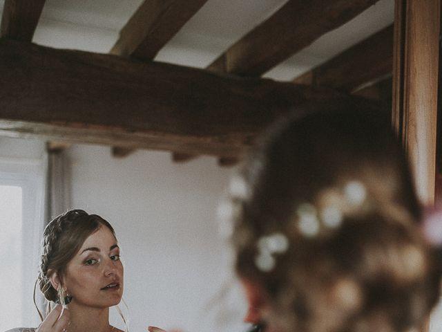 Le mariage de Julien et Justine à Choué, Loir-et-Cher 39