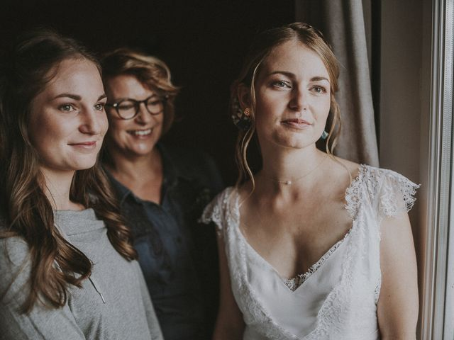 Le mariage de Julien et Justine à Choué, Loir-et-Cher 43