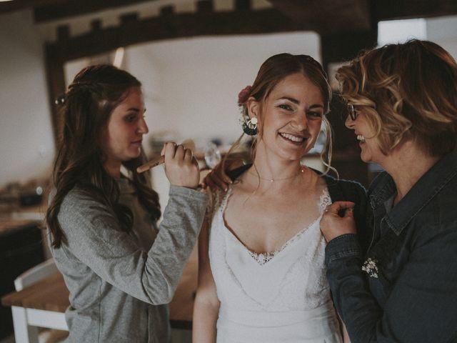 Le mariage de Julien et Justine à Choué, Loir-et-Cher 44
