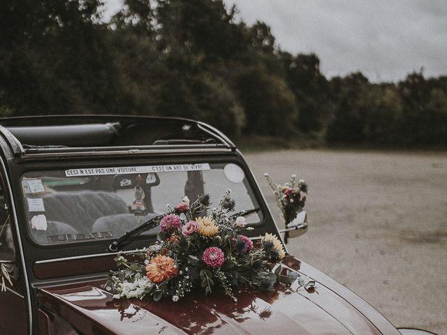 Le mariage de Julien et Justine à Choué, Loir-et-Cher 47