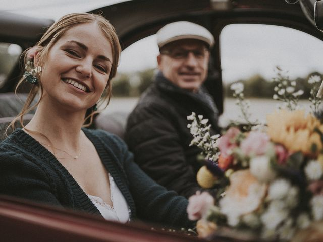Le mariage de Julien et Justine à Choué, Loir-et-Cher 51