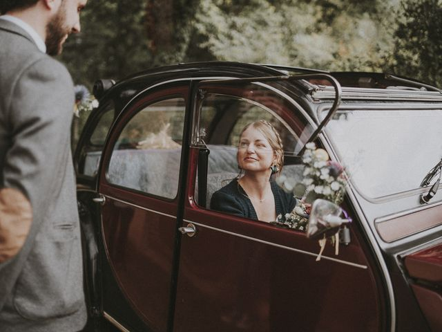 Le mariage de Julien et Justine à Choué, Loir-et-Cher 52