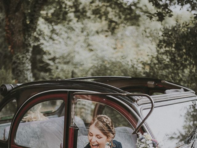 Le mariage de Julien et Justine à Choué, Loir-et-Cher 53