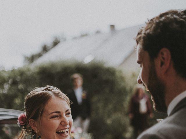 Le mariage de Julien et Justine à Choué, Loir-et-Cher 54