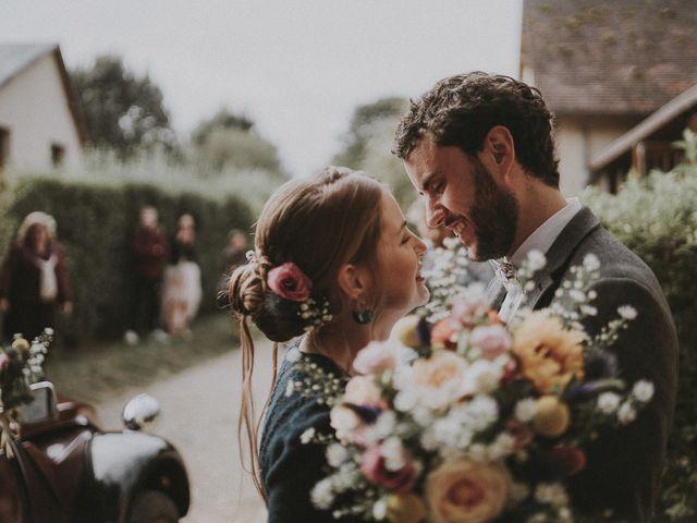 Le mariage de Julien et Justine à Choué, Loir-et-Cher 55