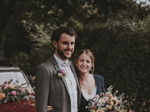 Le mariage de Julien et Justine à Choué, Loir-et-Cher 57
