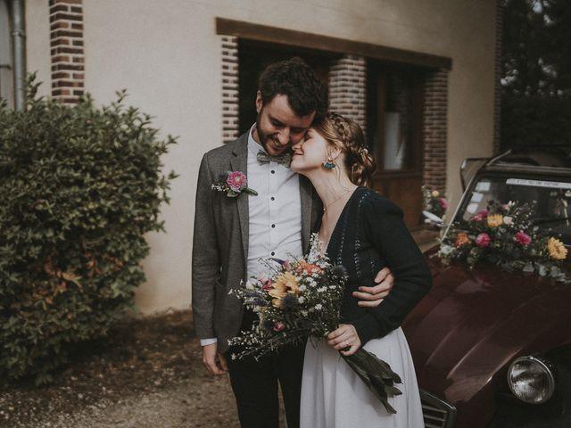 Le mariage de Julien et Justine à Choué, Loir-et-Cher 58