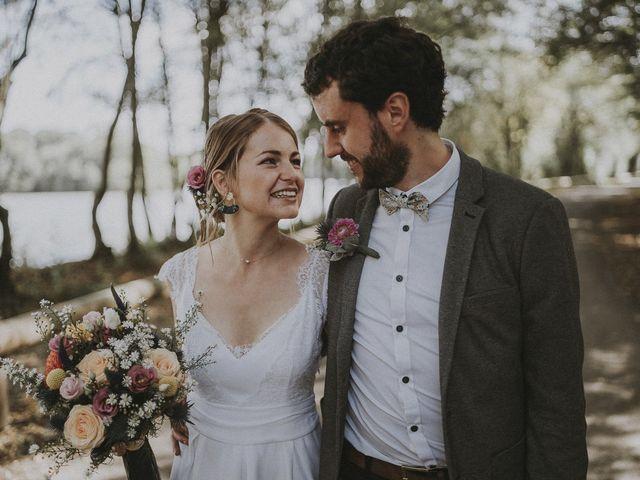 Le mariage de Julien et Justine à Choué, Loir-et-Cher 59