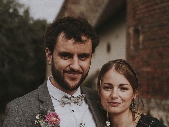 Le mariage de Julien et Justine à Choué, Loir-et-Cher 2