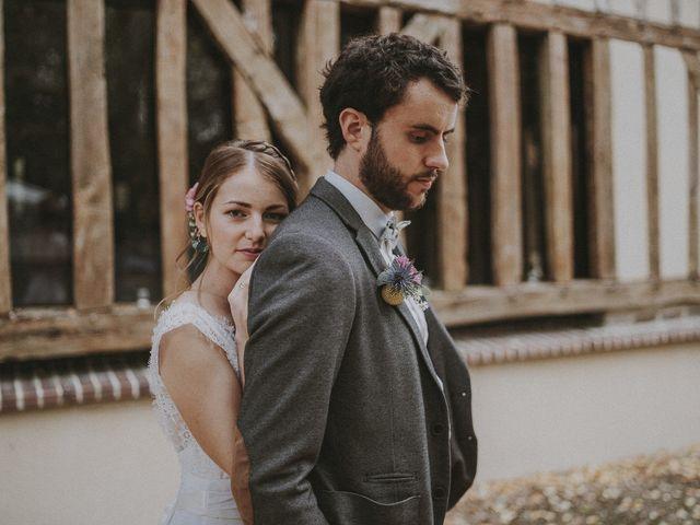 Le mariage de Julien et Justine à Choué, Loir-et-Cher 62