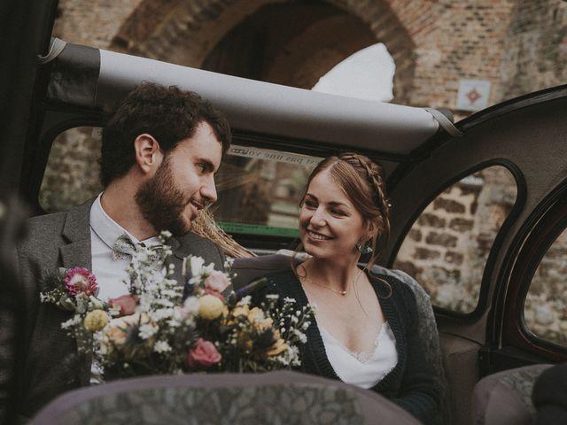 Le mariage de Julien et Justine à Choué, Loir-et-Cher 66