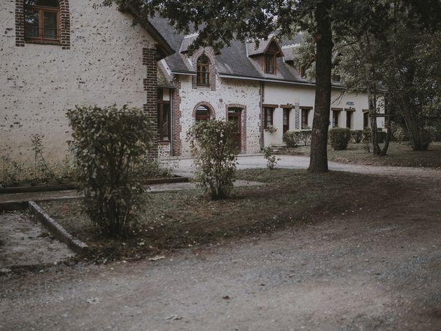 Le mariage de Julien et Justine à Choué, Loir-et-Cher 67