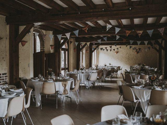 Le mariage de Julien et Justine à Choué, Loir-et-Cher 76