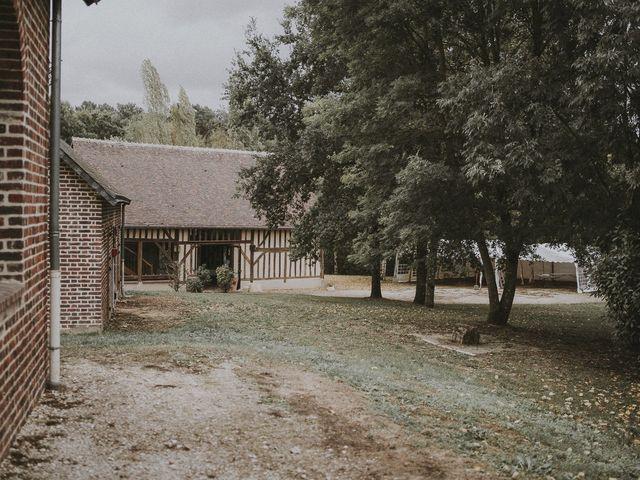 Le mariage de Julien et Justine à Choué, Loir-et-Cher 84
