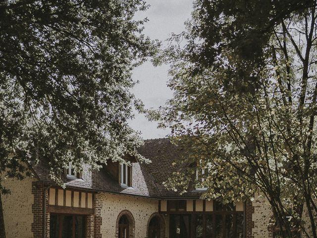 Le mariage de Julien et Justine à Choué, Loir-et-Cher 87