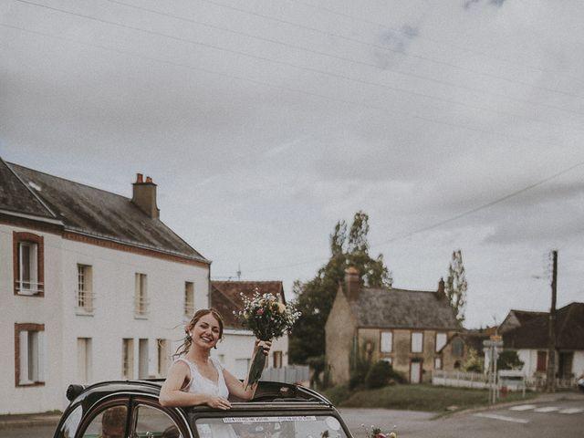Le mariage de Julien et Justine à Choué, Loir-et-Cher 88