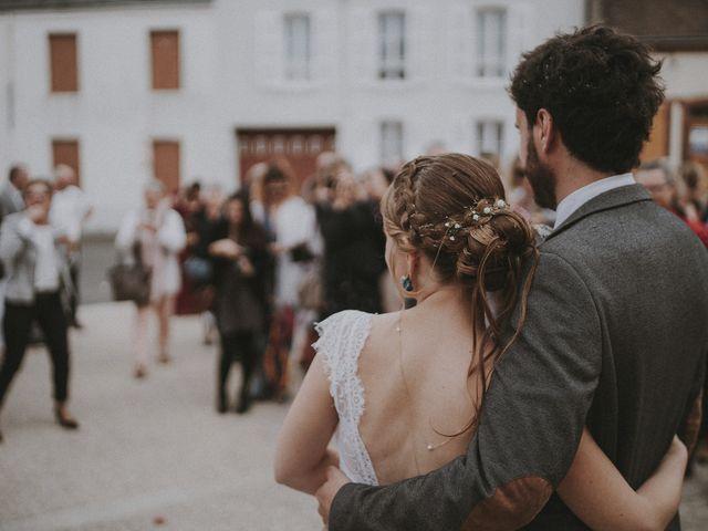 Le mariage de Julien et Justine à Choué, Loir-et-Cher 92