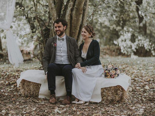 Le mariage de Julien et Justine à Choué, Loir-et-Cher 95