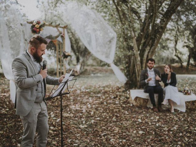 Le mariage de Julien et Justine à Choué, Loir-et-Cher 96