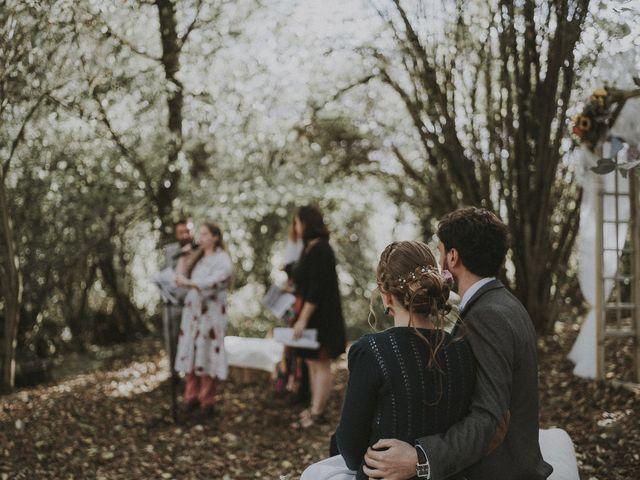 Le mariage de Julien et Justine à Choué, Loir-et-Cher 98