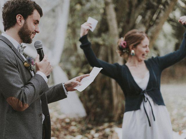 Le mariage de Julien et Justine à Choué, Loir-et-Cher 101