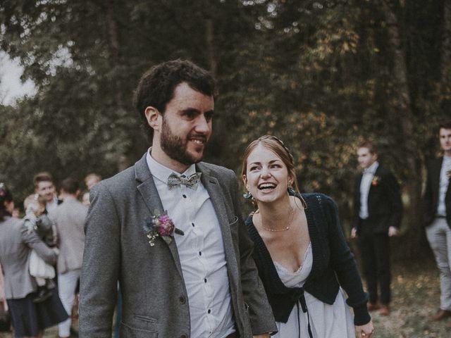 Le mariage de Julien et Justine à Choué, Loir-et-Cher 103