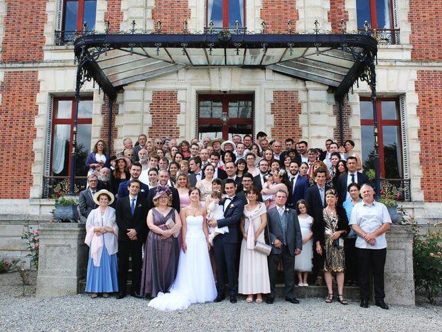 Le mariage de Yohann et Célia à Saint-Laurent-les-Églises, Haute-Vienne 2