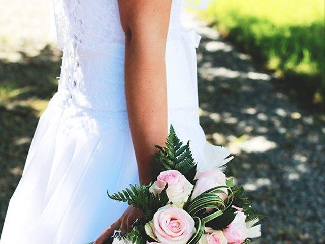 Le mariage de Yohann et Célia à Saint-Laurent-les-Églises, Haute-Vienne 10