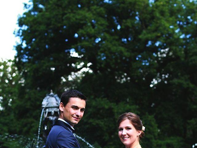 Le mariage de Yohann et Célia à Saint-Laurent-les-Églises, Haute-Vienne 12
