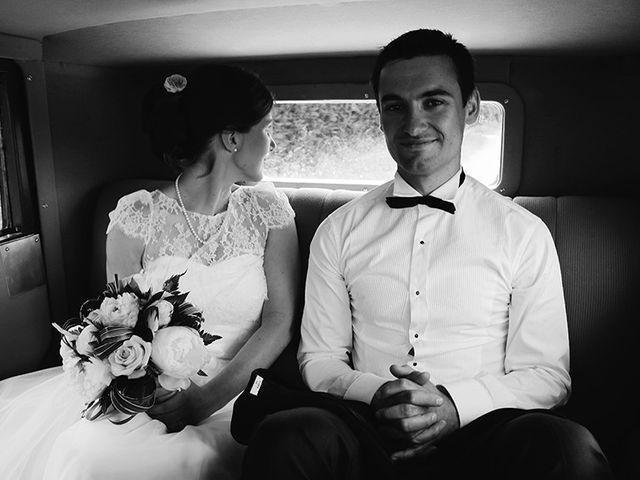 Le mariage de Yohann et Célia à Saint-Laurent-les-Églises, Haute-Vienne 13