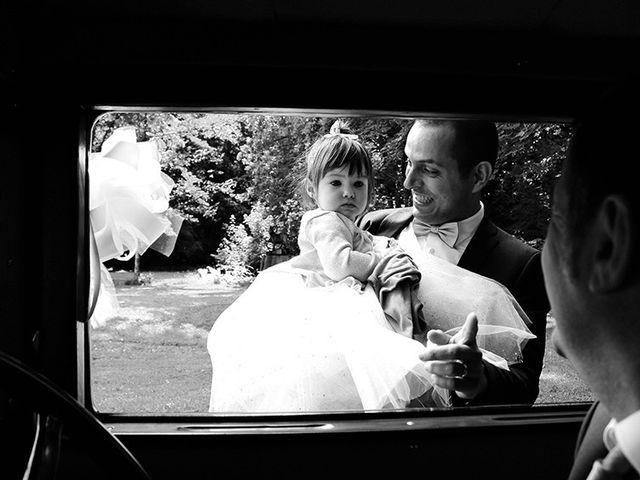 Le mariage de Yohann et Célia à Saint-Laurent-les-Églises, Haute-Vienne 14