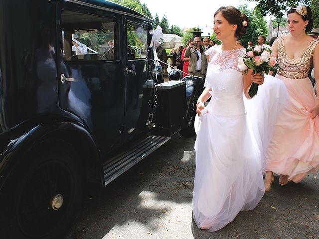 Le mariage de Yohann et Célia à Saint-Laurent-les-Églises, Haute-Vienne 16