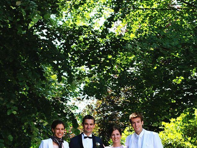 Le mariage de Yohann et Célia à Saint-Laurent-les-Églises, Haute-Vienne 21