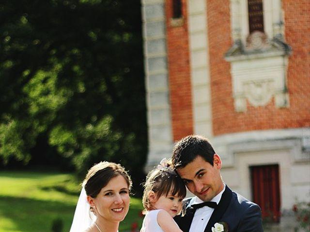 Le mariage de Yohann et Célia à Saint-Laurent-les-Églises, Haute-Vienne 22