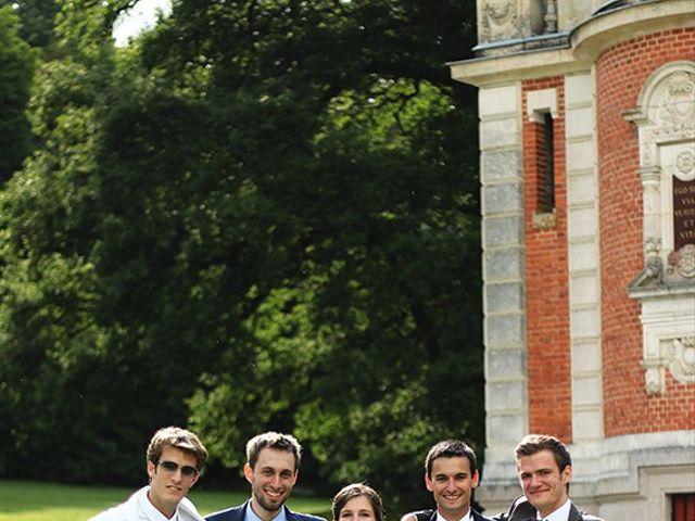 Le mariage de Yohann et Célia à Saint-Laurent-les-Églises, Haute-Vienne 23