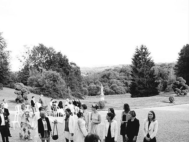 Le mariage de Yohann et Célia à Saint-Laurent-les-Églises, Haute-Vienne 25