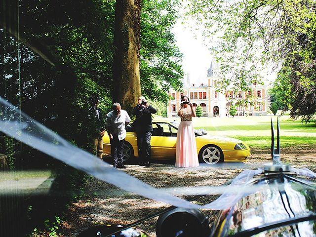 Le mariage de Yohann et Célia à Saint-Laurent-les-Églises, Haute-Vienne 36