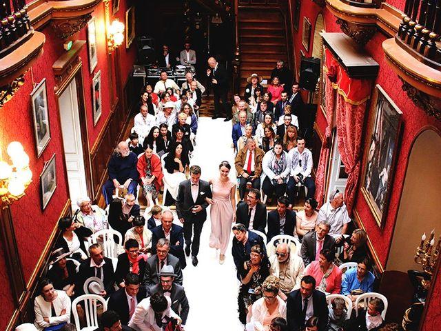 Le mariage de Yohann et Célia à Saint-Laurent-les-Églises, Haute-Vienne 55