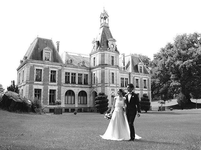 Le mariage de Yohann et Célia à Saint-Laurent-les-Églises, Haute-Vienne 57