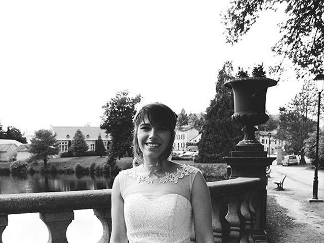 Le mariage de Yohann et Célia à Saint-Laurent-les-Églises, Haute-Vienne 61