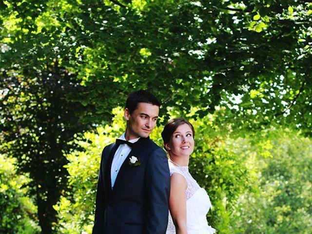 Le mariage de Yohann et Célia à Saint-Laurent-les-Églises, Haute-Vienne 63