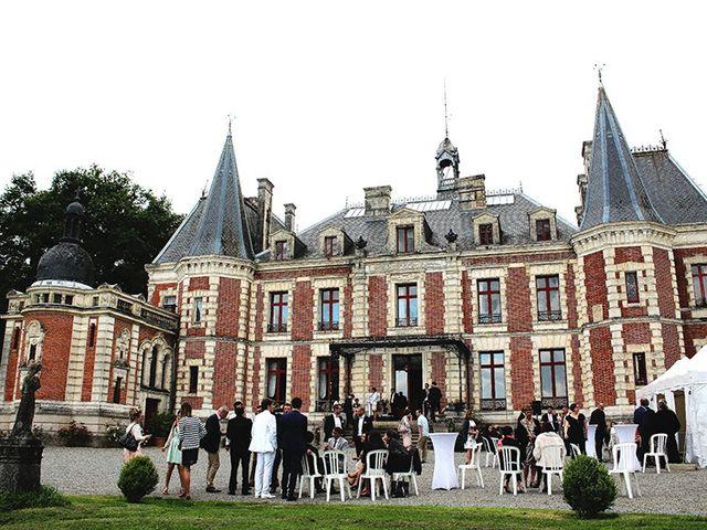 Le mariage de Yohann et Célia à Saint-Laurent-les-Églises, Haute-Vienne 71