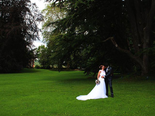Le mariage de Célia et Yohann