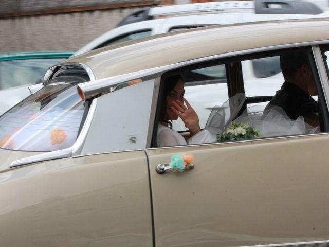 Le mariage de Jonathan et Lucille à Martigné-Briand, Maine et Loire 2