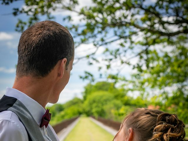 Le mariage de Nicolas et Mélanie à Cognières, Haute-Saône 7