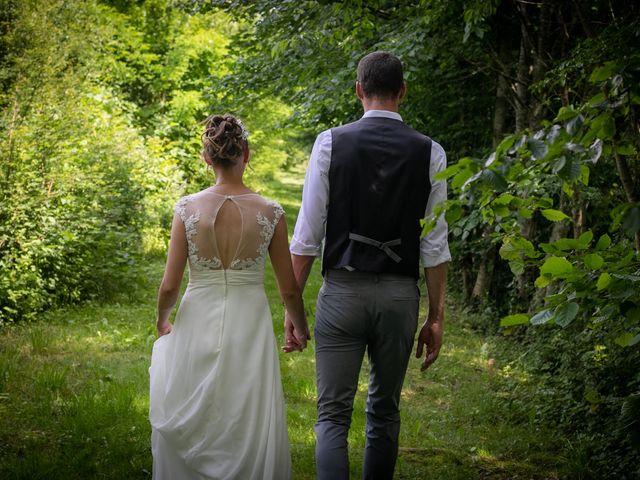 Le mariage de Nicolas et Mélanie à Cognières, Haute-Saône 10