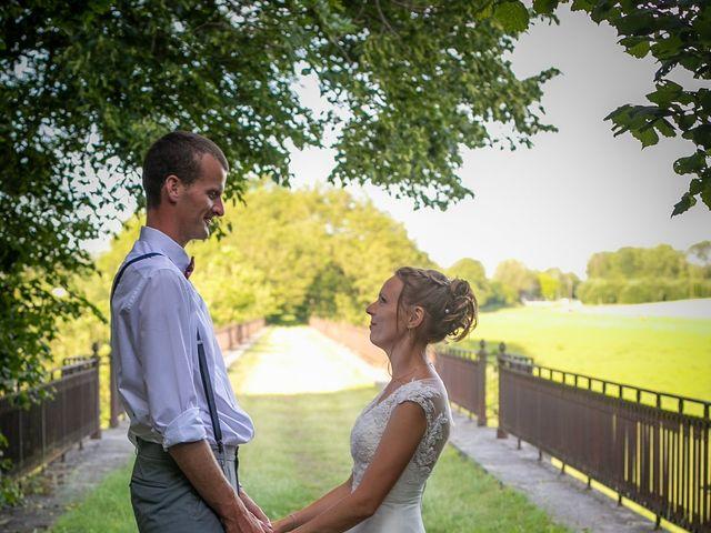 Le mariage de Nicolas et Mélanie à Cognières, Haute-Saône 16