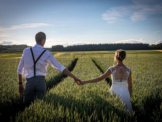 Le mariage de Nicolas et Mélanie à Cognières, Haute-Saône 17