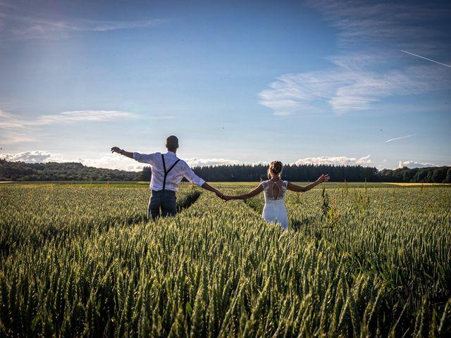 Le mariage de Nicolas et Mélanie à Cognières, Haute-Saône 2
